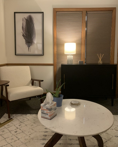 Therapy space picture #1 for Cynthia Franzolin, therapist in Wisconsin