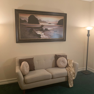 Therapy space picture #1 for Christy Shutok, therapist in Colorado, Connecticut, Florida, Massachusetts, Pennsylvania, West Virginia