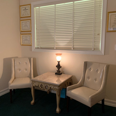 Therapy space picture #2 for Christy Shutok, therapist in Colorado, Connecticut, Florida, Massachusetts, Pennsylvania, West Virginia