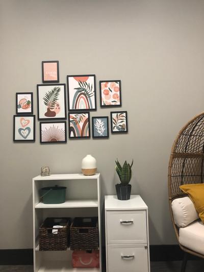 Therapy space picture #3 for Gabrielle Poliseno, therapist in Ohio