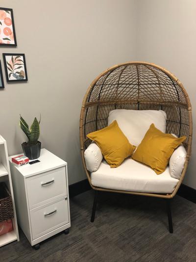 Therapy space picture #2 for Gabrielle Poliseno, therapist in Ohio