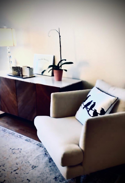 Therapy space picture #1 for Dr. Samara Aldahwi, therapist in California