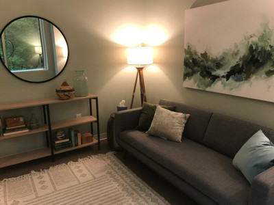 Therapy space picture #1 for Caroline Fowler, therapist in Maryland