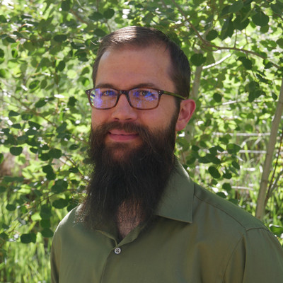 Picture of Evan Neufeld, therapist in Colorado