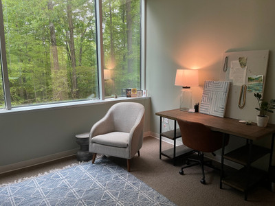 Therapy space picture #5 for Casey Gunther, therapist in Maryland
