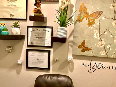 Therapy space picture #2 for Ebony Fowler, therapist in Maryland