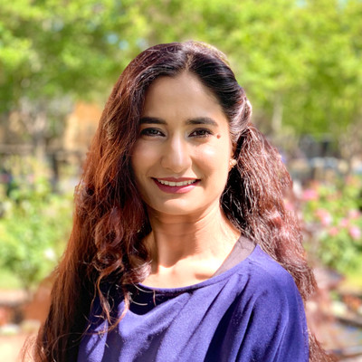 Picture of Ayesha Asghar, therapist in California