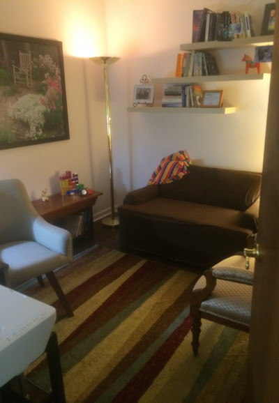 Therapy space picture #4 for Pamela Hanson, therapist in Indiana, Ohio, Virginia