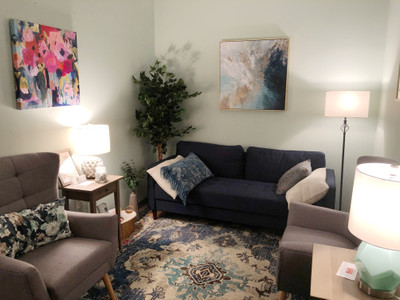 Therapy space picture #1 for Laurel Fay, M.S., LCMFT, therapist in Maryland