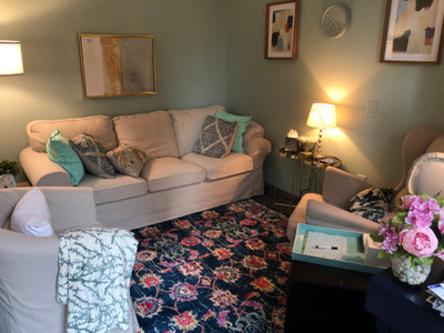 Therapy space picture #4 for Laurel Fay, M.S., LCMFT, therapist in Maryland