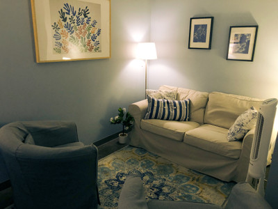 Therapy space picture #2 for Laurel Fay, M.S., LCMFT, therapist in Maryland