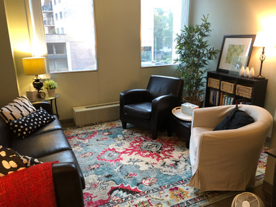 Therapy space picture #3 for Laurel Fay, M.S., LCMFT, therapist in Maryland
