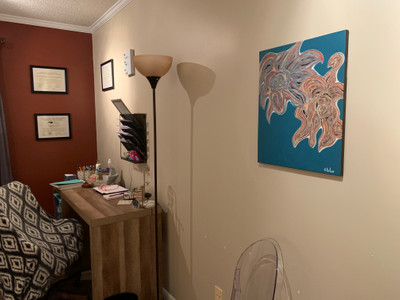 Therapy space picture #2 for Katherine L. Thompson , therapist in North Carolina