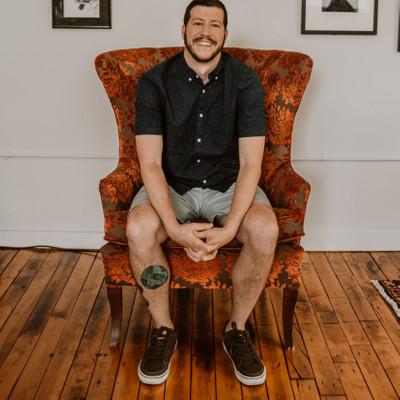Picture of Patrick Casale, therapist in North Carolina
