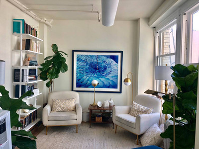 Therapy space picture #1 for Tyler Vasconcellos, therapist in California
