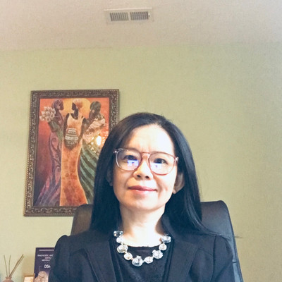 Picture of Mei-Chuan Wang, therapist in North Carolina