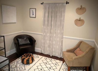Therapy space picture #1 for Michelle Walker, therapist in North Carolina