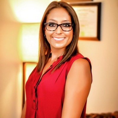Picture of Danielle Bouchard, therapist in Texas