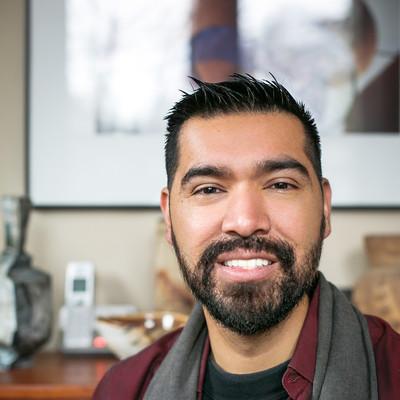 Picture of Scott Altamirano, therapist in California