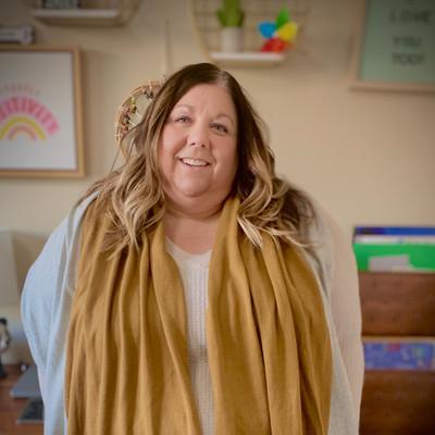 Picture of Jen Nye, therapist in Arizona