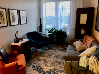 Therapy space picture #1 for Laura Martin, therapist in Oregon