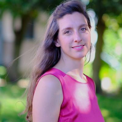Picture of Silvia Gozzini, therapist in Oregon