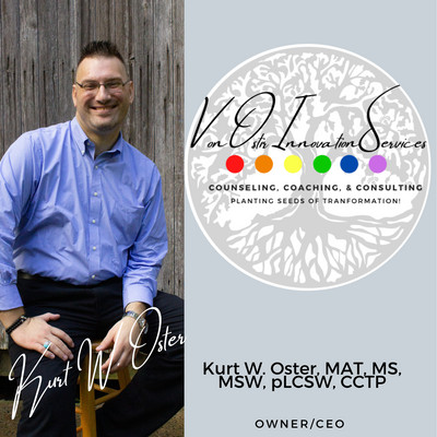 Picture of Kurt Oster, MAT, MSW, pLCSW, CCTP, therapist in Florida