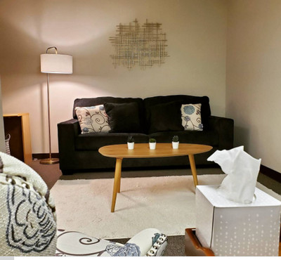Therapy space picture #1 for Rebecca Carr, MS, NCC, LPC, PMH-C, therapist in Connecticut