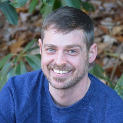 Picture of Andrew Burdette, therapist in North Carolina