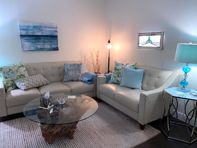 Therapy space picture #2 for Dr. Nicole Linardi, therapist in Florida, Massachusetts, New Jersey