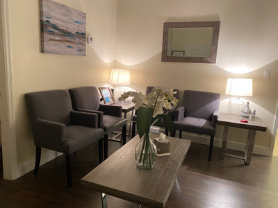 Therapy space picture #1 for Dr. Nicole Linardi, therapist in Florida, Massachusetts, New Jersey