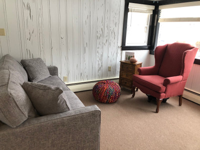 Therapy space picture #1 for Marielle Daddona, therapist in Connecticut