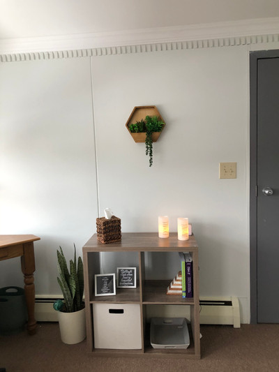 Therapy space picture #2 for Marielle Daddona, therapist in Connecticut