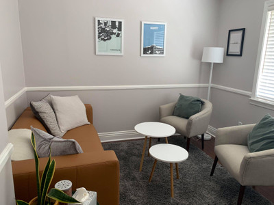 Therapy space picture #1 for Benedict Choi, therapist in California