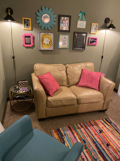 Therapy space picture #2 for Melissa Winston, therapist in California, Missouri, New York