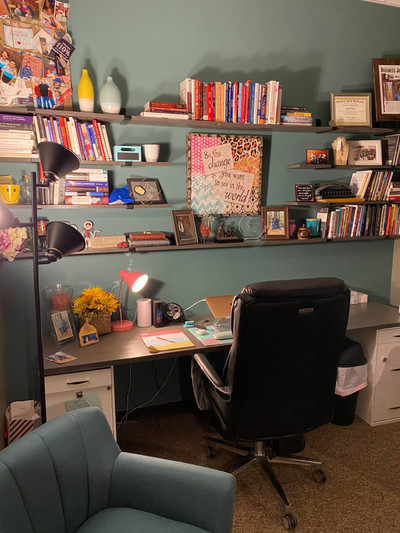 Therapy space picture #1 for Melissa Winston, therapist in California, Missouri, New York