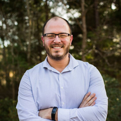 Picture of Josh Berger, therapist in Texas