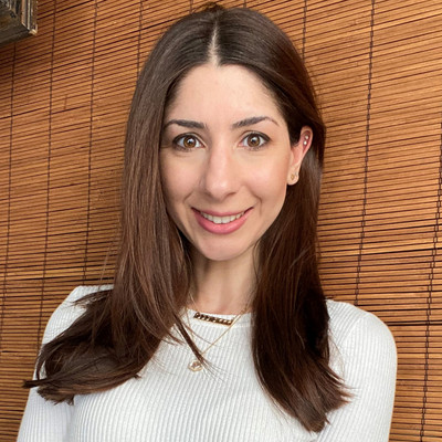 Picture of Daria Stepanian, therapist in California