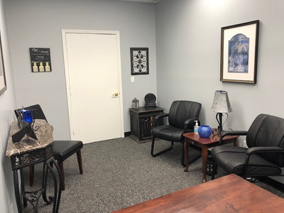 Therapy space picture #1 for Janine Purvis, therapist in Arkansas, Florida, Indiana