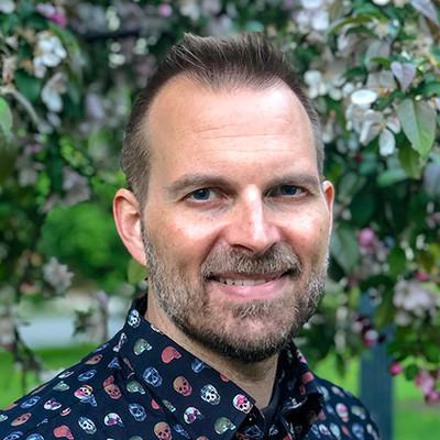 Picture of Ian Felton, therapist in Minnesota