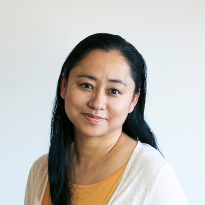 Picture of Hiroko Saeki, therapist in California