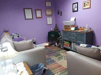 Therapy space picture #1 for Alice Amos, therapist in Florida