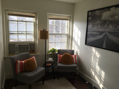 Therapy space picture #1 for Kaitlyn  Rusca, therapist in Missouri