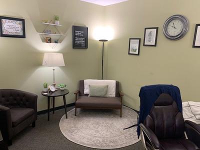 Therapy space picture #3 for Deborah Zweifel, therapist in Missouri