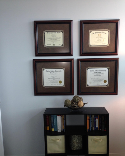 Therapy space picture #2 for Dr. Lindsay Howard, therapist in Florida