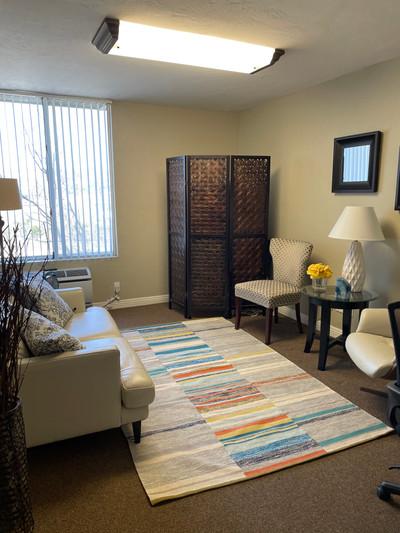 Therapy space picture #1 for Faride Herran, therapist in California