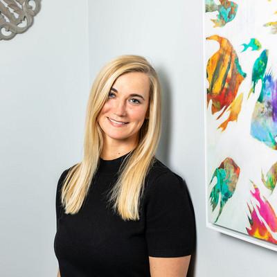 Picture of Kasia Ciszewski, therapist in South Carolina
