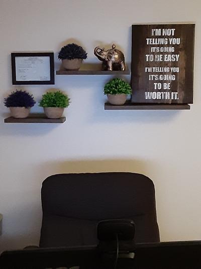 Therapy space picture #1 for Andrea Villa, therapist in Florida