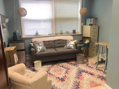 Therapy space picture #3 for Jamie Gaskin, therapist in Louisiana