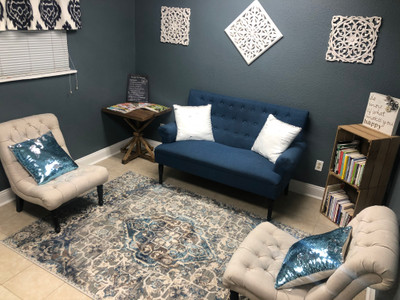 Therapy space picture #1 for Jamie Gaskin, therapist in Louisiana
